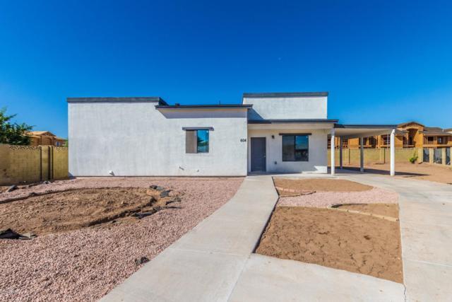 604 N 95TH Circle, Tolleson, AZ 85353 (MLS #5879984) :: Yost Realty Group at RE/MAX Casa Grande