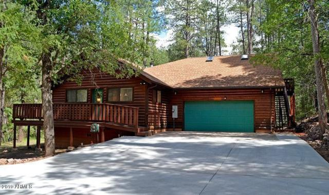 198 S Antler Circle, Payson, AZ 85541 (MLS #5880066) :: Yost Realty Group at RE/MAX Casa Grande