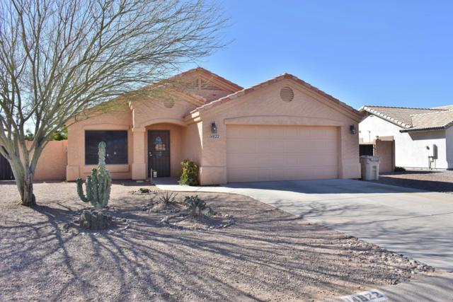 14822 S Brook Hollow Road, Arizona City, AZ 85123 (MLS #5880134) :: Santizo Realty Group