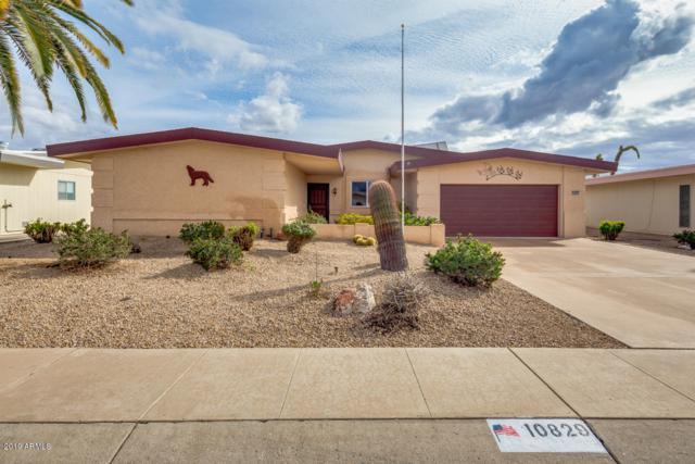 10829 W Sequoia Drive, Sun City, AZ 85373 (MLS #5880164) :: RE/MAX Excalibur