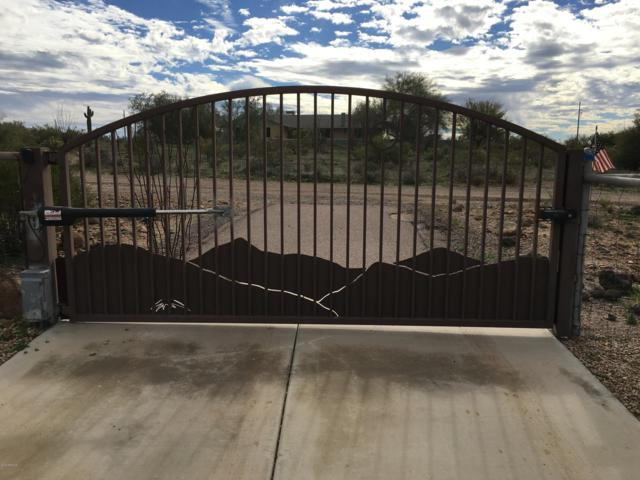 106 W Ridgecrest Road, Desert Hills, AZ 85086 (MLS #5880217) :: Riddle Realty