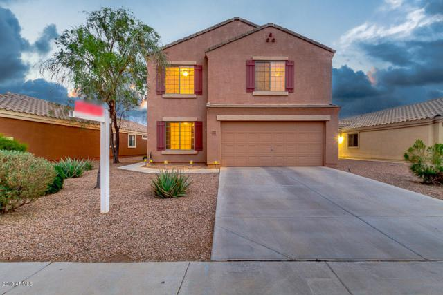 37295 W Amalfi Avenue, Maricopa, AZ 85138 (MLS #5880419) :: Team Wilson Real Estate