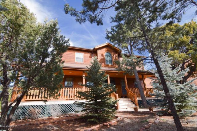 2288 Earhart Circle, Overgaard, AZ 85933 (MLS #5880648) :: Brett Tanner Home Selling Team