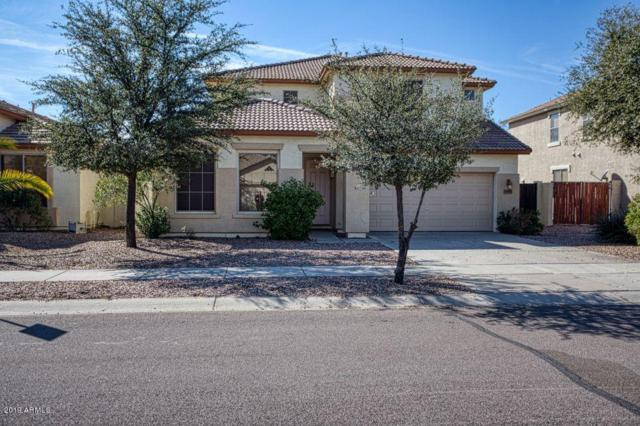 4320 S Splendor Court, Gilbert, AZ 85297 (MLS #5880939) :: The Jesse Herfel Real Estate Group