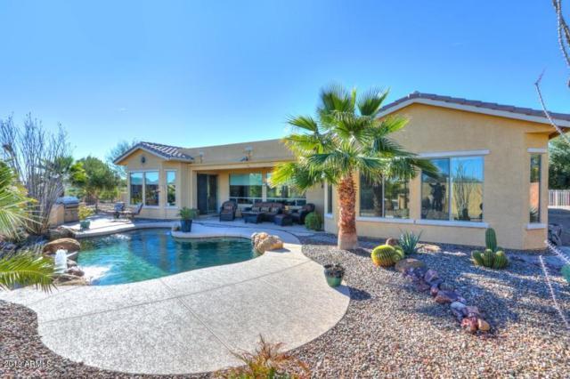 20051 N Monte Lane, Maricopa, AZ 85138 (MLS #5881092) :: CC & Co. Real Estate Team
