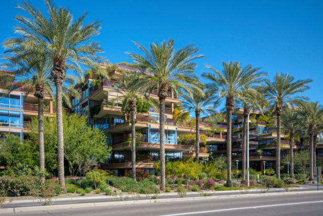 7131 E Rancho Vista Drive #3006, Scottsdale, AZ 85251 (MLS #5881352) :: The Wehner Group