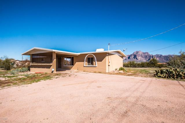 921 N Vista Road, Apache Junction, AZ 85119 (MLS #5881420) :: Brett Tanner Home Selling Team