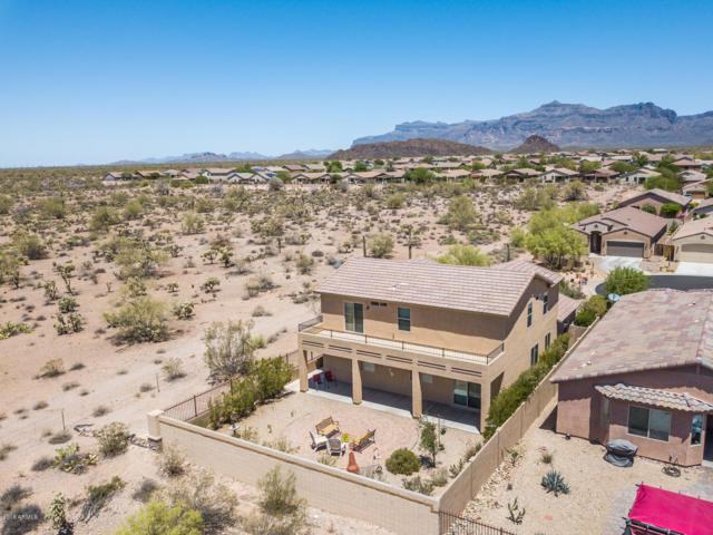 18279 E San Ignacio Court, Gold Canyon, AZ 85118 (MLS #5881432) :: The Kenny Klaus Team