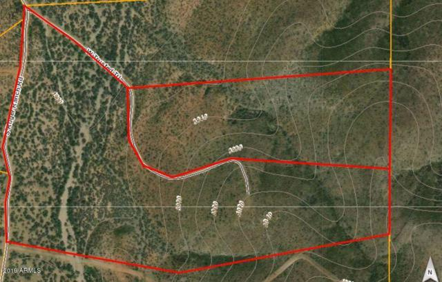0 W Trusted Trail, Peeples Valley, AZ 86332 (MLS #5881479) :: The Wehner Group