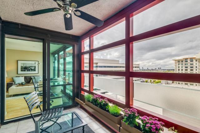 4808 N 24TH Street #1127, Phoenix, AZ 85016 (MLS #5881499) :: The Daniel Montez Real Estate Group