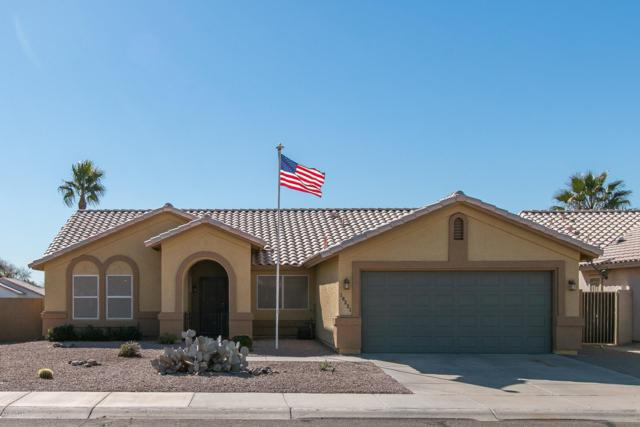 16221 W Grant Street, Goodyear, AZ 85338 (MLS #5881764) :: Arizona 1 Real Estate Team