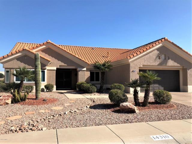 14310 W Las Brizas Lane, Sun City West, AZ 85375 (MLS #5881772) :: Riddle Realty
