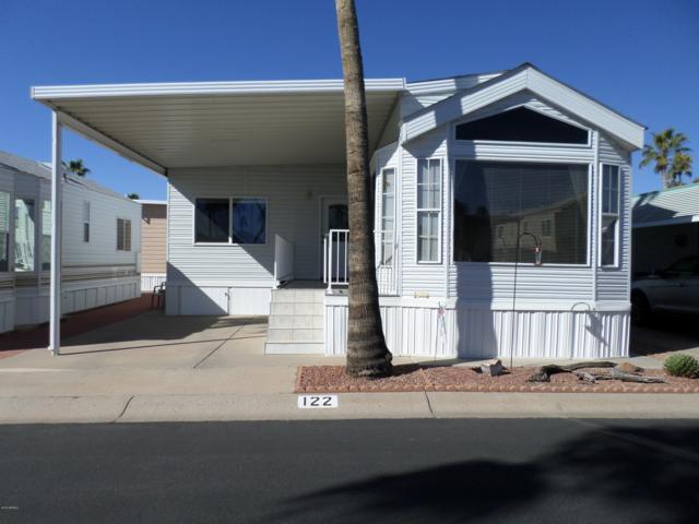 3710 S Goldfield Road, Apache Junction, AZ 85119 (MLS #5881790) :: The Kenny Klaus Team