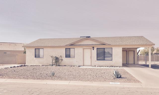 10907 W Benito Drive, Arizona City, AZ 85123 (MLS #5881853) :: Yost Realty Group at RE/MAX Casa Grande