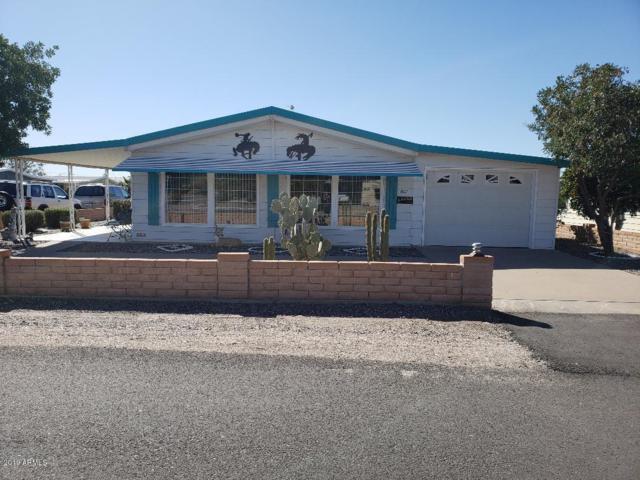 807 E Mcfarland Boulevard, Florence, AZ 85132 (MLS #5881963) :: Lifestyle Partners Team