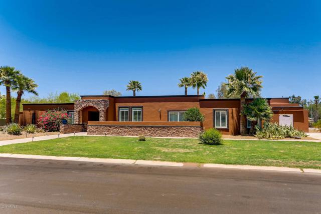 6816 E North Lane, Paradise Valley, AZ 85253 (MLS #5882198) :: CC & Co. Real Estate Team