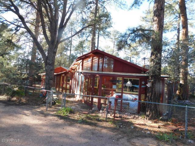810 S Owens Lane, Payson, AZ 85541 (MLS #5882288) :: Arizona 1 Real Estate Team
