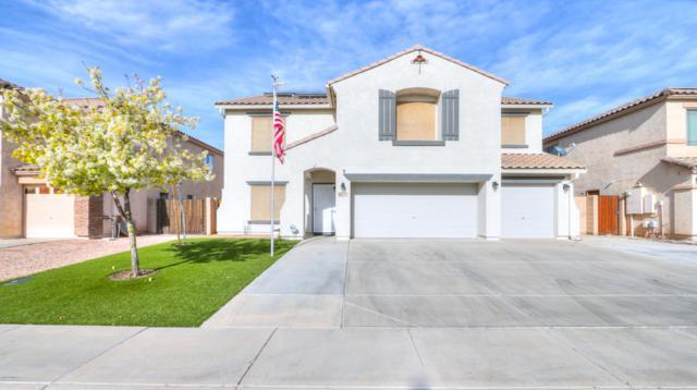 43600 W Elizabeth Avenue, Maricopa, AZ 85138 (MLS #5882570) :: The W Group