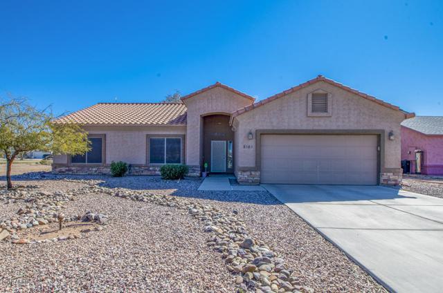 8589 W Teresita Drive, Arizona City, AZ 85123 (MLS #5882590) :: The W Group