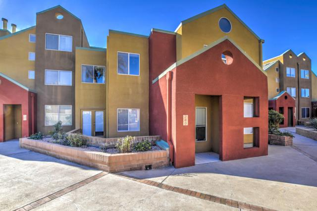 154 W 5TH Street #240, Tempe, AZ 85281 (MLS #5882595) :: Yost Realty Group at RE/MAX Casa Grande