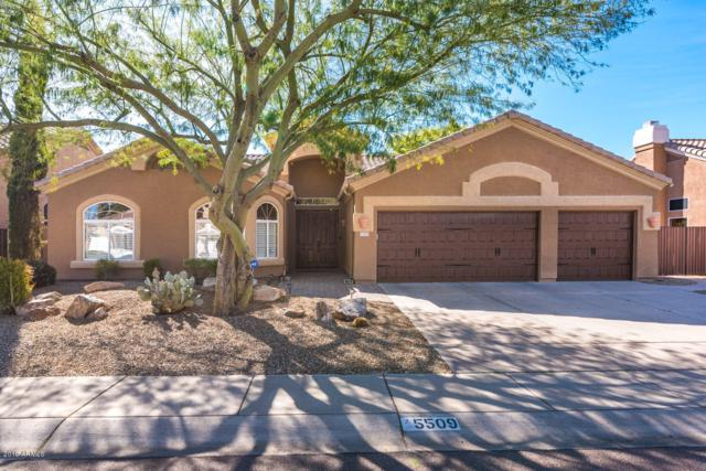 5509 E Campo Bello Drive, Scottsdale, AZ 85254 (MLS #5882897) :: CC & Co. Real Estate Team