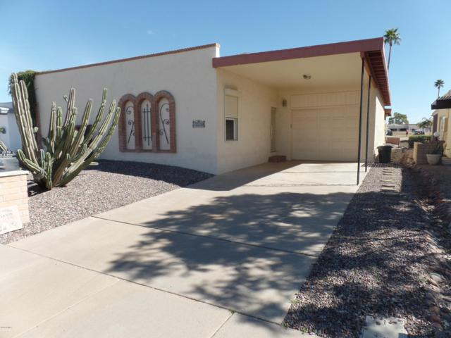 2239 N Lema Drive, Mesa, AZ 85215 (MLS #5882917) :: CC & Co. Real Estate Team