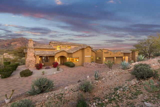 3731 S Avenida De Angeles Street, Gold Canyon, AZ 85118 (MLS #5883038) :: The Wehner Group