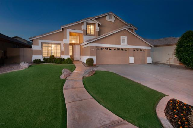 1852 E Pinto Drive, Gilbert, AZ 85296 (MLS #5883073) :: RE/MAX Excalibur