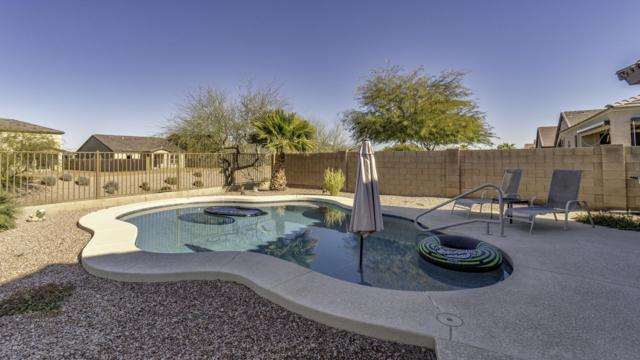 37258 W Giallo Lane, Maricopa, AZ 85138 (MLS #5883104) :: The Laughton Team
