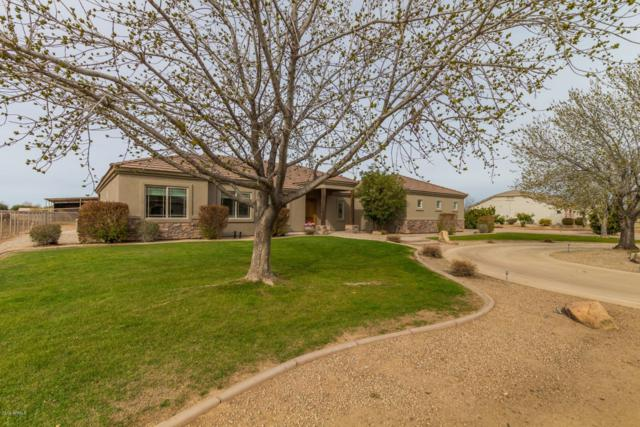 24606 S 213TH Place, Queen Creek, AZ 85142 (MLS #5883163) :: The Results Group