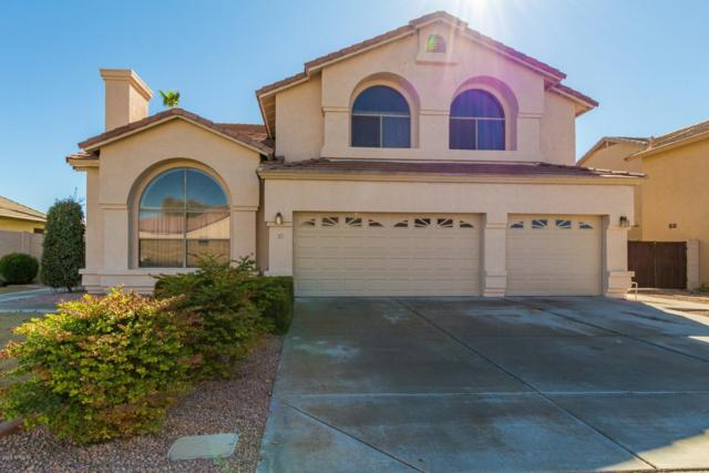 857 E Gail Drive, Gilbert, AZ 85296 (MLS #5883223) :: Yost Realty Group at RE/MAX Casa Grande