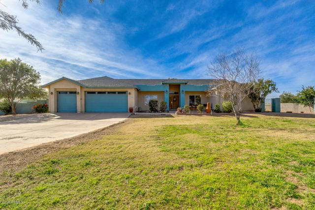 27344 N Desert Sky Road, Florence, AZ 85132 (MLS #5883325) :: Yost Realty Group at RE/MAX Casa Grande