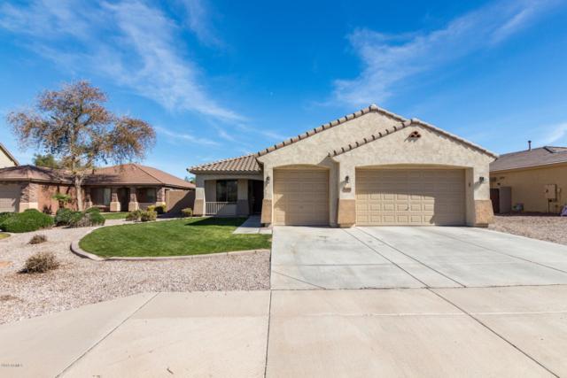 32267 N Cat Hills Avenue, Queen Creek, AZ 85142 (MLS #5883348) :: Yost Realty Group at RE/MAX Casa Grande