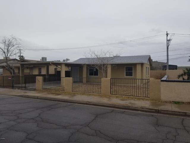 1105 E 5TH Street, Casa Grande, AZ 85122 (MLS #5883500) :: Yost Realty Group at RE/MAX Casa Grande