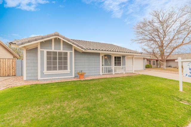 1429 E Ironwood Drive, Chandler, AZ 85225 (MLS #5883596) :: Yost Realty Group at RE/MAX Casa Grande