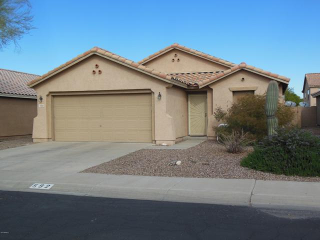 592 W Jahns Court, Casa Grande, AZ 85122 (MLS #5883738) :: Yost Realty Group at RE/MAX Casa Grande