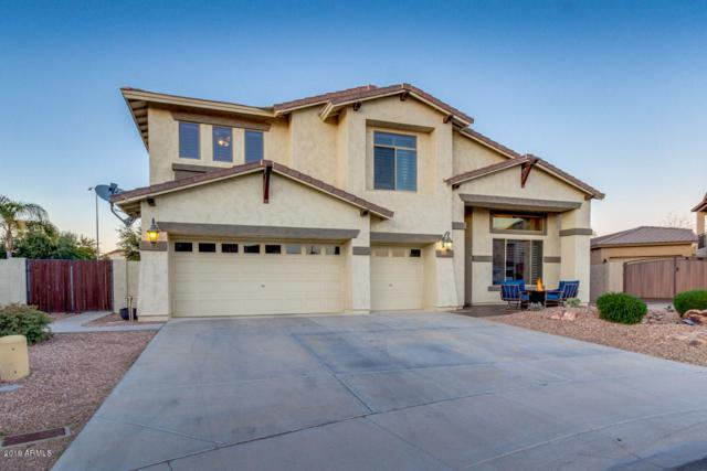 10266 E Lakeview Avenue, Mesa, AZ 85209 (MLS #5883742) :: The Everest Team at My Home Group
