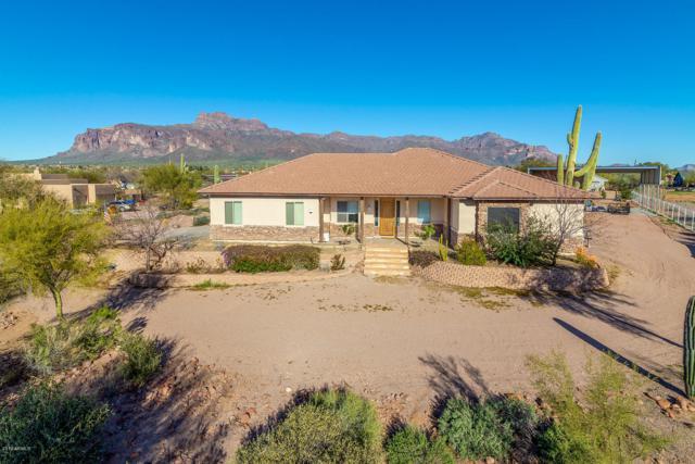 2005 S Val Vista Road, Apache Junction, AZ 85119 (MLS #5884011) :: Yost Realty Group at RE/MAX Casa Grande