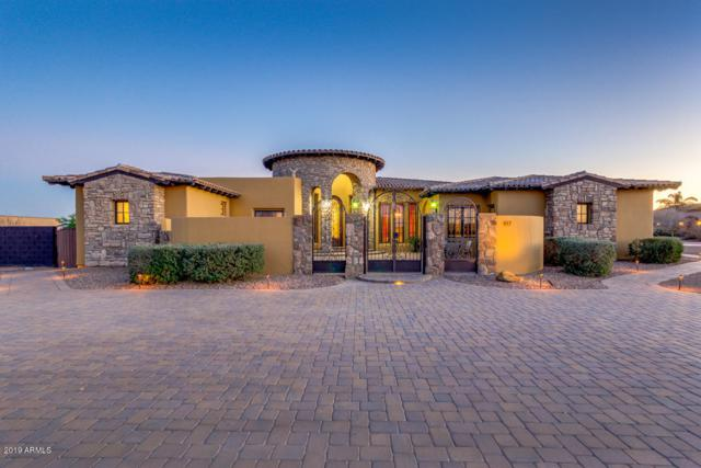 917 W Quail Circle, San Tan Valley, AZ 85143 (MLS #5884026) :: Yost Realty Group at RE/MAX Casa Grande
