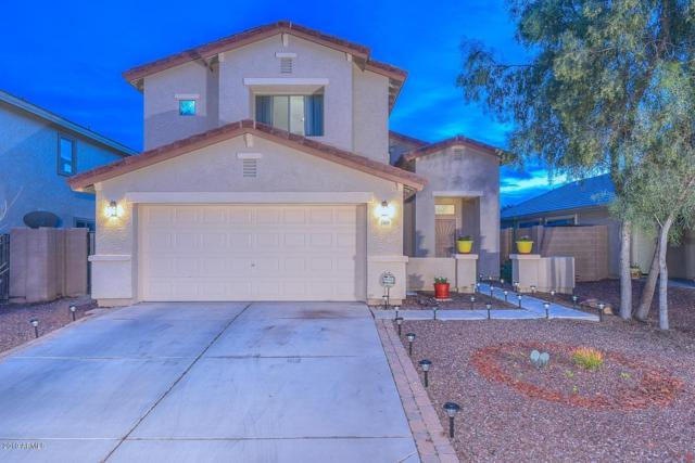 25859 W St James Avenue, Buckeye, AZ 85326 (MLS #5884121) :: Devor Real Estate Associates