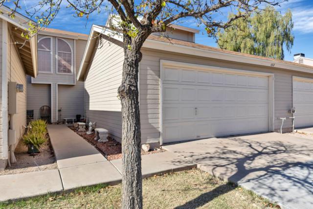 3134 E Mckellips Road #168, Mesa, AZ 85213 (MLS #5884189) :: Yost Realty Group at RE/MAX Casa Grande