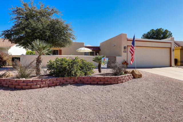8815 E Fairway Boulevard, Sun Lakes, AZ 85248 (MLS #5884294) :: The Pete Dijkstra Team
