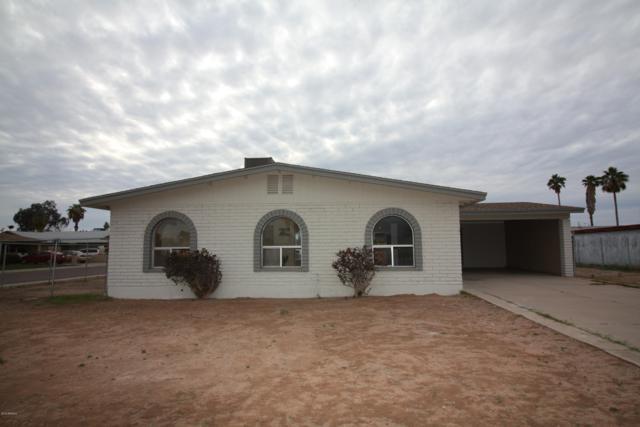 132 W Park Circle, Casa Grande, AZ 85122 (MLS #5884312) :: Yost Realty Group at RE/MAX Casa Grande