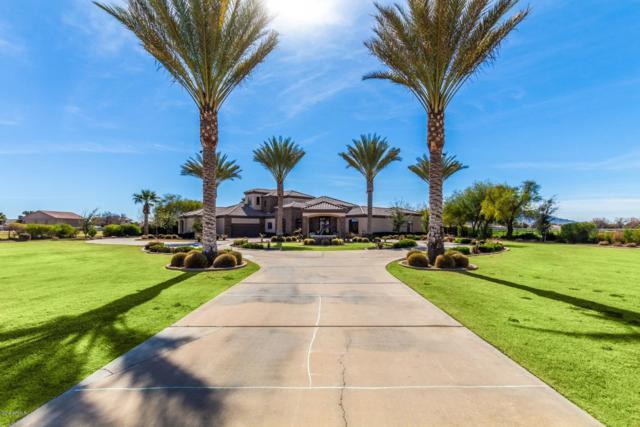 19821 E Ocotillo Road, Queen Creek, AZ 85142 (MLS #5884337) :: The Pete Dijkstra Team