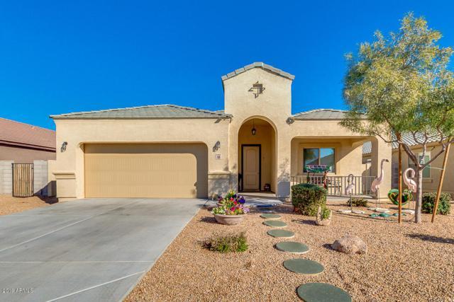 788 W Silver Reef Drive, Casa Grande, AZ 85122 (MLS #5884359) :: Yost Realty Group at RE/MAX Casa Grande
