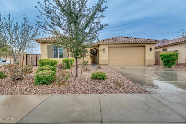 19557 W Grant Street, Buckeye, AZ 85326 (MLS #5884396) :: Devor Real Estate Associates