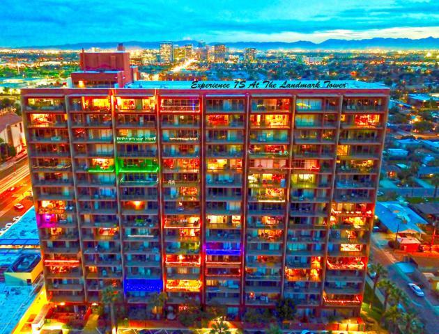 4750 N Central Avenue 7S, Phoenix, AZ 85012 (MLS #5884424) :: Devor Real Estate Associates