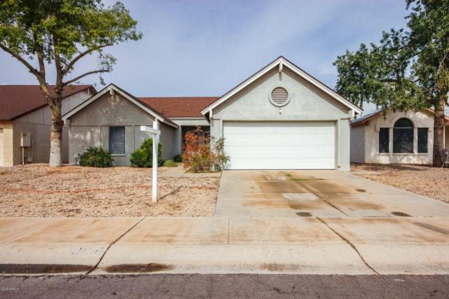 10126 W Colter Street, Glendale, AZ 85307 (MLS #5884426) :: Devor Real Estate Associates