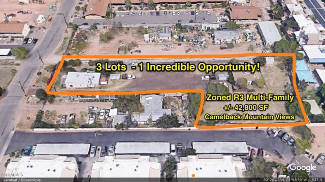 1849 N 51ST Street, Phoenix, AZ 85008 (MLS #5884437) :: Devor Real Estate Associates