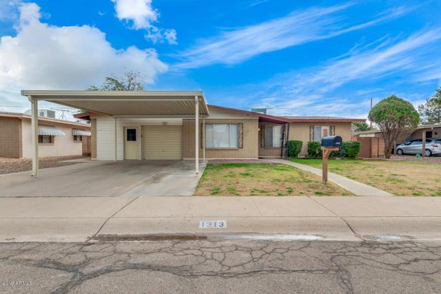 1313 E Campus Drive, Tempe, AZ 85282 (MLS #5884438) :: Door Number 2